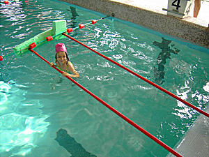 Le blog de for Piscine fond mobile sans cable