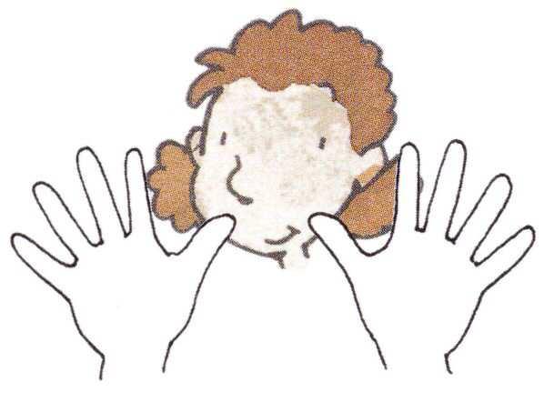 Ressources en math matiques pour les classes du cycle 2 gs cp ce1 - Dessin 2 mains ...